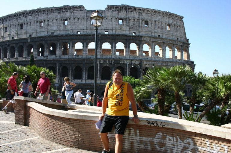 Skip the Line: Ancient Rome and Colosseum Half-Day Walking Tour photo 13