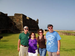 Photo of San Juan San Juan Shore Excursion: Private Tour with Viator Guide Carlos Medina Group