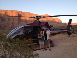 Photo of Las Vegas Grand Canyon West Rim Deluxe Sunset Helicopter Tour IMG_1206