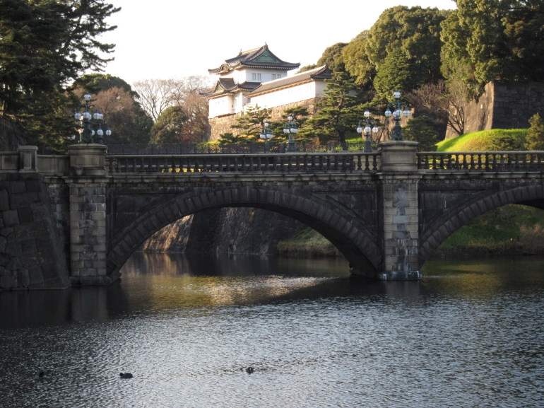 Imperial Palace Views - Tokyo