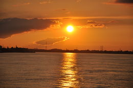 Photo of New Orleans Steamboat Natchez Jazz Dinner Cruise Louisiana sunset