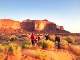 Photo of Las Vegas 7-Day National Parks Camping Tour: Zion, Bryce Canyon, Monument Valley and Grand Canyon South Rim Monument Valley Utah