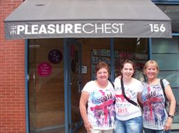 Photo of New York City Sex and the City Hotspots Tour Pleasure Chest