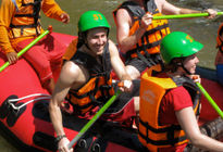 Photo of Phuket Trekking and Rafting Adventure from Phuket