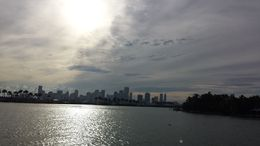 View from the boat cruise , Andrea L - October 2015