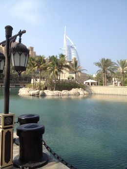 View of Burj al Arab , J. Antonio G - October 2013