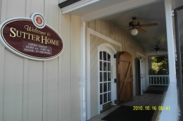 Photo of San Francisco Napa and Sonoma Wine Country Tour Sutters Home