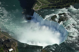 Flying over the Horseshoe Falls , Mike W - September 2014