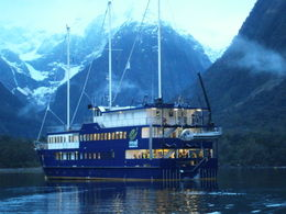 Photo of Fiordland & Milford Sound Milford Sound Mariner Overnight Cruise the Milford Mariner