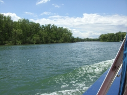 Cruising through the Toronto Islands, Jill B - June 2010
