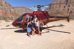 Photo of Las Vegas Grand Canyon All American Helicopter Tour Totally amazing experience!