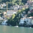 Photo of Milan Lake Como Day Trip from Milan Typical resort view from the lake
