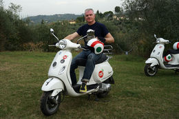Photo of Florence Florence Vespa Tour: Tuscan Hills and Italian Cuisine Vespa tour in the Tuscan hills