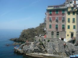 Photo of Florence Cinque Terre Small Group Day Trip from Florence Riomaggiore