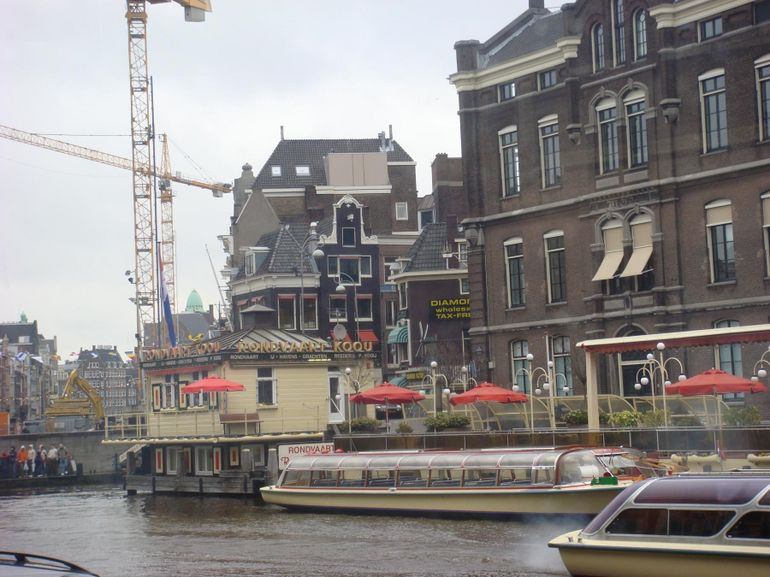 Amsterdam Canal - Brussels