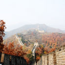 Photo of Beijing Private Tour: Great Wall of China at Juyongguan and Ming Tombs from Beijing Beijing Great wall.JPG