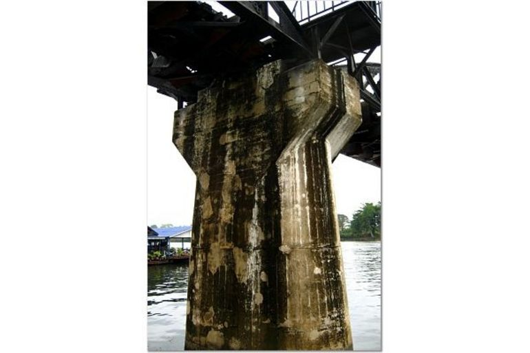 Bridge on River Kwai - Bangkok