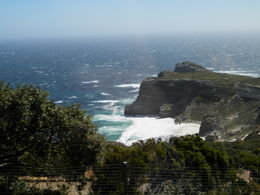 Looking south from Cape Point towards - - - - Antarctica ! Fantastic scenery and surf ! ! , Dean R - December 2013