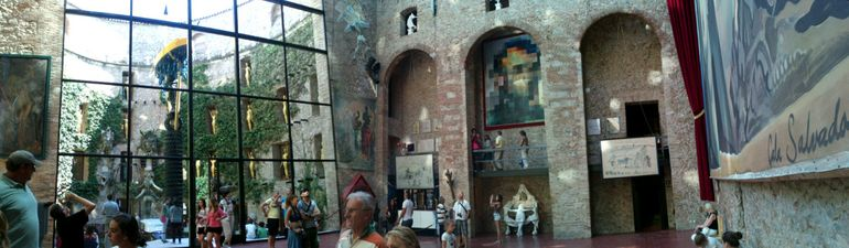 Figueres_Dali_museum - Barcelona