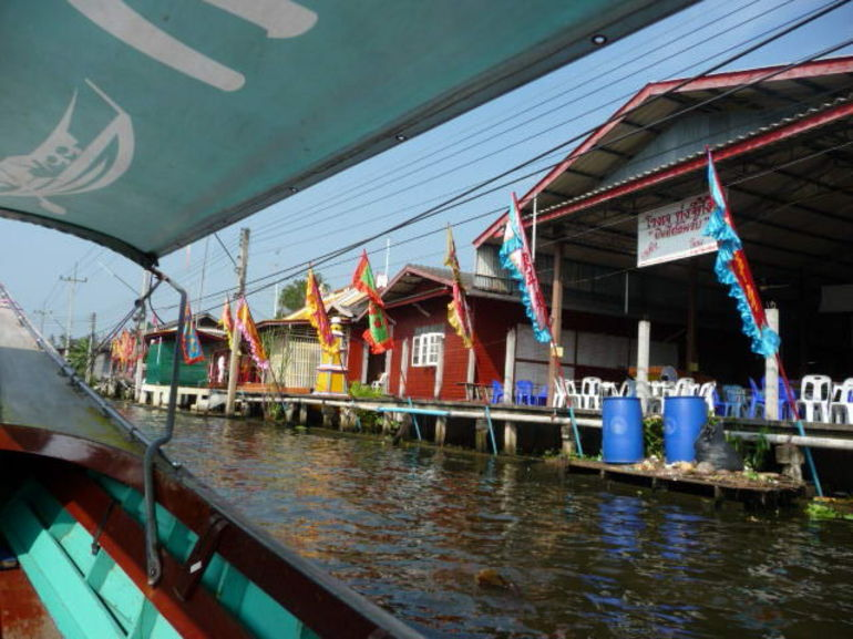 Floating Markets - Bangkok