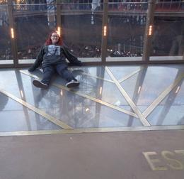 Who's scared of the glass floor? , Danielle L - December 2014