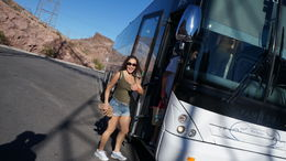 Photo of Las Vegas Grand Canyon and Hoover Dam Day Trip from Las Vegas with Optional Skywalk Grand Canyon day trip