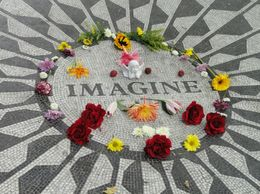 Photo of   John Lennon Memorial