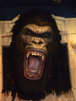 Photo of Los Angeles Skip the Line: Front of Line Pass at Universal Studios Hollywood King Kong