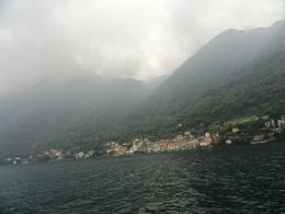 Lake Como , Megan S - October 2012