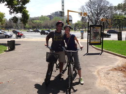 Photo of Buenos Aires Buenos Aires Bike Tour: Recoleta and Palermo Districts On Our Bikes