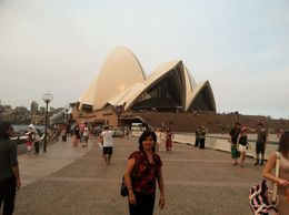 Photo of Sydney Sydney and Bondi Hop-on Hop-off Tour Opera house !!