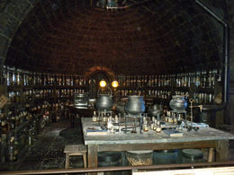 Photo of London Harry Potter Tour of Warner Bros. Studio in London Potions Classroom