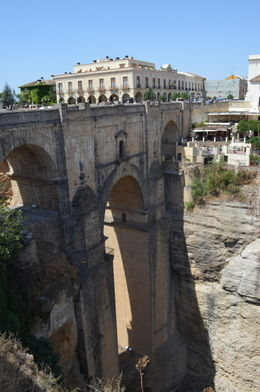 Photo of Costa del Sol Ronda and Tajo Gorge Day Trip from the Costa del Sol Puente Nuevo