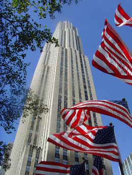 Photo of New York City New York CityPass rockfeller building