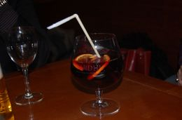 This will be one of your drink choices., Martin B - February 2009