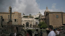 Photo of Rome Rome Super Saver: Colosseum and Ancient Rome with Best of Rome Afternoon Walking Tour The Forum