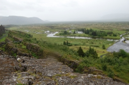 Photo of Reykjavik Golden Circle Evening Trip from Reykjavik The valley in Thingvellir National Park, Iceland
