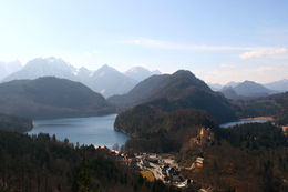Photo of Munich Royal Castles of Neuschwanstein and Linderhof Day Tour from Munich Walk up to Marienbrucke