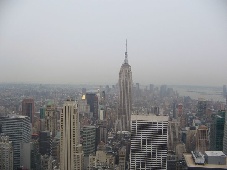 What a View! - New York City