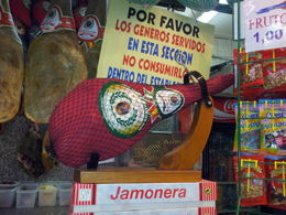 I miss the Jamon! , FourTheBest - July 2012