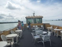 Photo of Tampa 2 Hour Lunchtime Sightseeing Cruise Auf Deck der Calypso Queen