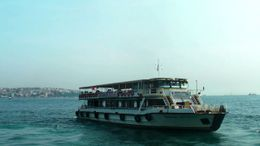 Photo of Istanbul Bosphorus Cruise and Istanbul's Egyptian Bazaar Bosphorus Cruise