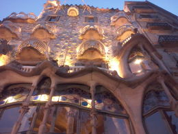 Photo of Barcelona Barcelona in One Day Sightseeing Tour Casa Batllo