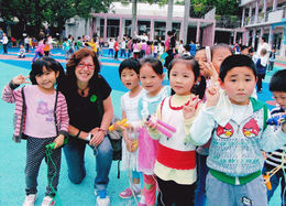 Photo of Hong Kong Guangzhou (Canton) China Day Trip from Hong Kong Chinese Kindergaten visit
