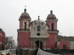 Photo of Lima Lima City Sightseeing Tour Church in Downtown