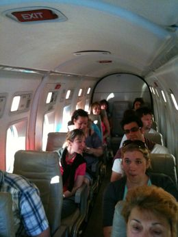 Photo of Las Vegas Deluxe Grand Canyon South Rim Airplane Tour Everyone has a window seat
