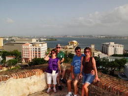 Photo of San Juan San Juan Shore Excursion: Private Tour with Viator Guide Carlos Medina Group Shot