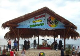 Photo of Montego Bay Negril Sightseeing Tour with Sunset at Rick's Cafe Rick's Cafe, Negril