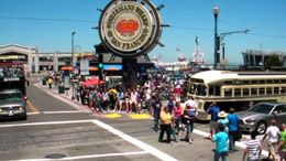 Fisherman's Wharf, RobC - August 2011