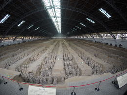 Terracotta Warriors , Bianca R - November 2015